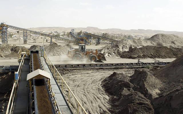 عمليات استخراج وإنتاج الفوسفات في تونس