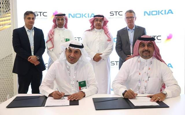 The agreements were signed during the Dubai GITEX Technology Week
