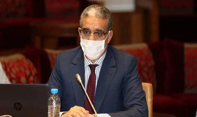 وزير الطاقة والمعادن والبيئة في المغرب عزيز رباح