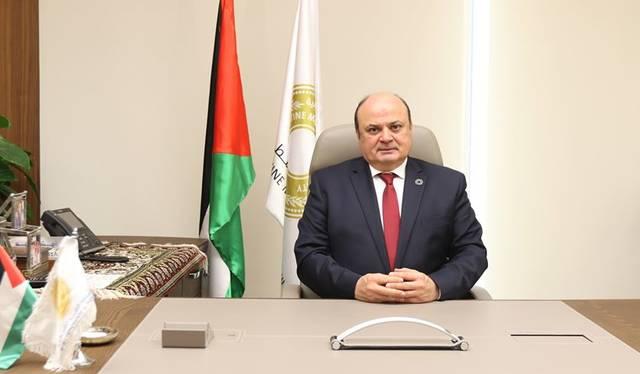 عزام الشوا - محافظ سلطة النقد الفلسطينية