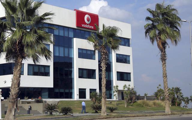 أحد فروع شركة فودافون مصر - أرشيفية