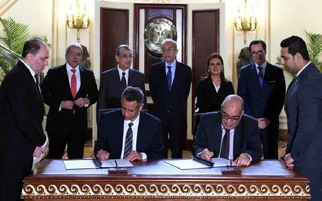 EETC inks deal to establish Gulf of Suez wind farm