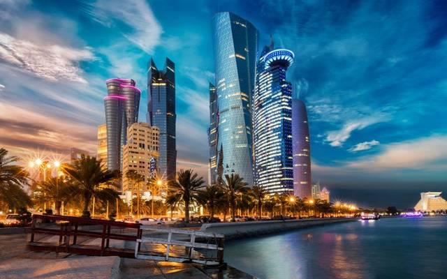 عقارات على كورنيش الدوحة في دولة قطر