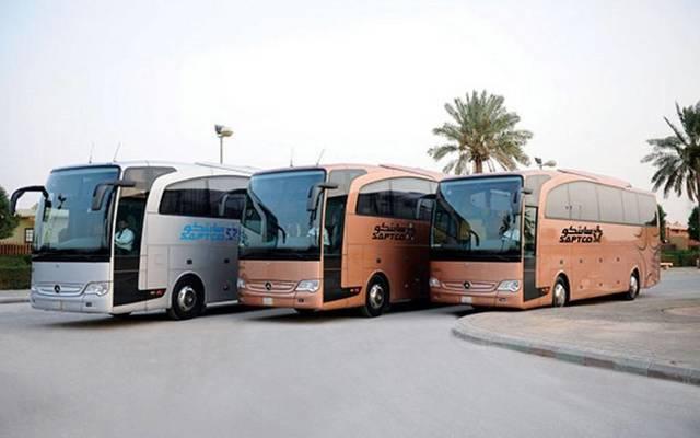 SAPTCO's unit inks 2 transport deals at SAR 86m