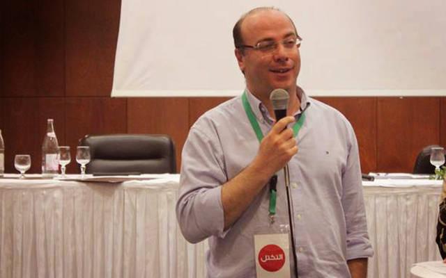 إلياس الفخفاخ في مؤتمر سابق للحزب