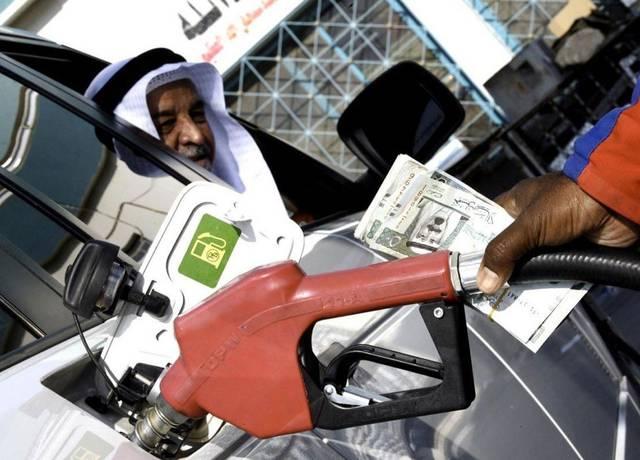 إحدى محطات الوقود بالسعودية، الصورة أرشيفية