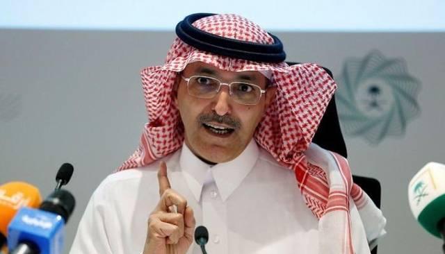 وزير المالية السعودي محمد الجدعان - أرشيفية