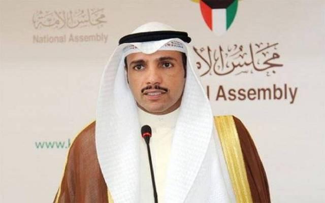 رئیس مجلس الأمة الكویتي مرزوق علي الغانم