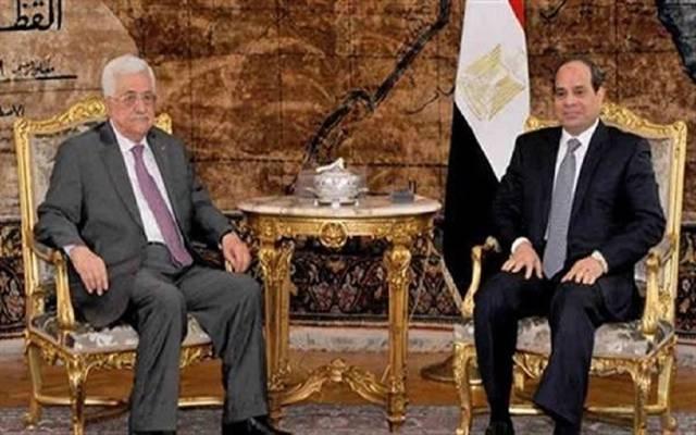 قمة ثنائية بين السيسي والرئيس الفلسطيني بالقاهرة.. الاثنين