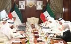 جانب من اجتماع سابق لمجلس الوزراء الكويتي