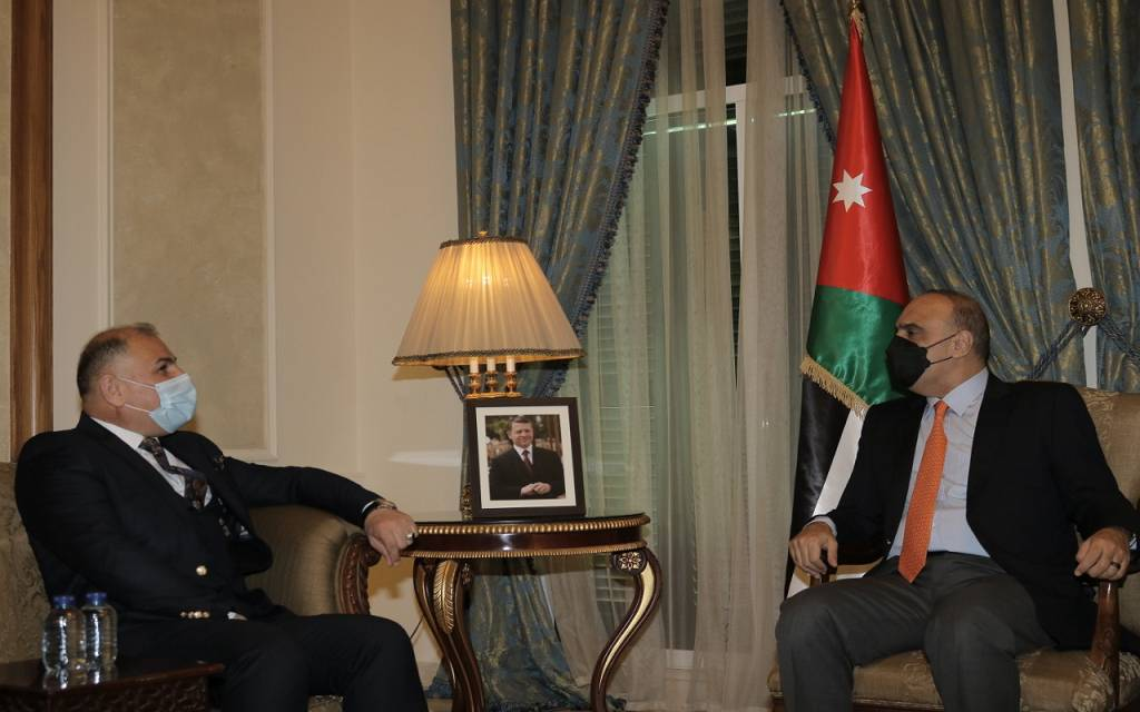 Jordan and Iraq discuss accelerating the implementation of joint projects and the path of cooperation with Egypt 1024