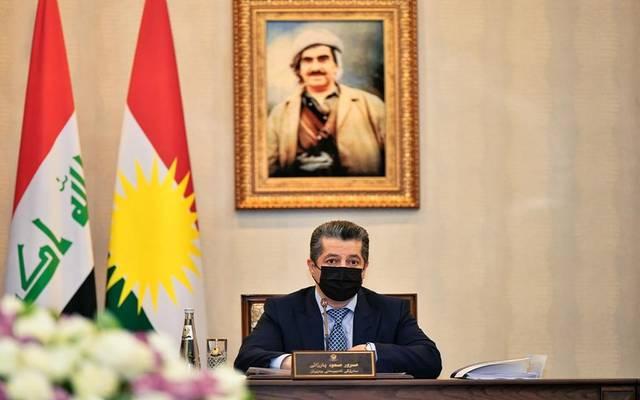 رئيس وزراء حكومة إقليم كوردستان، مشرور بارزاني