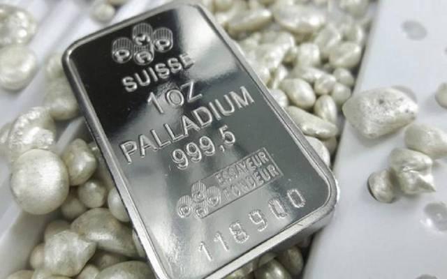 سعر البلاديوم يرتفع 5% ويسجل أعلى مستوى في عام