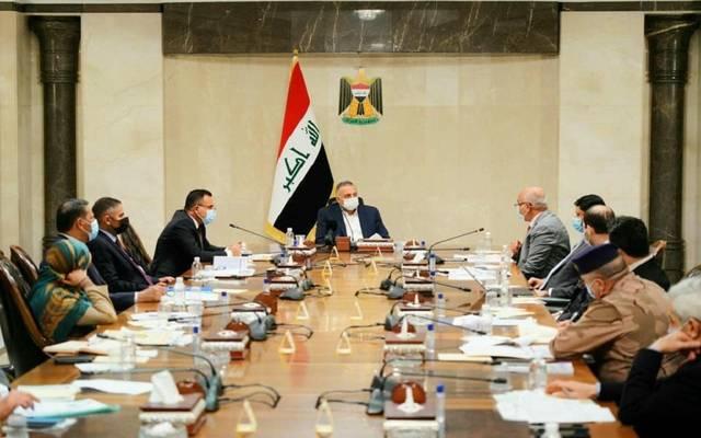 اجتماع للجنة العليا للصحة والسلامة الوطنية في العراق - أرشيفية