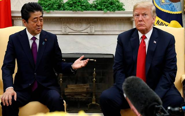 Trump: Japan agreed to start talks on a free trade agreement