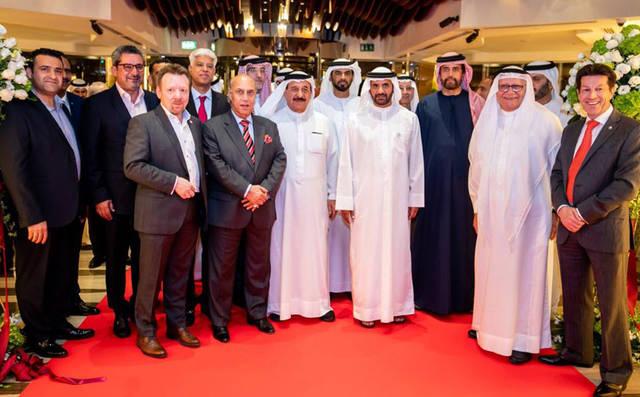 جانب من افتتاح أول فندق للشركة في الإمارات ضمن خطة التوسع بالمنطقة