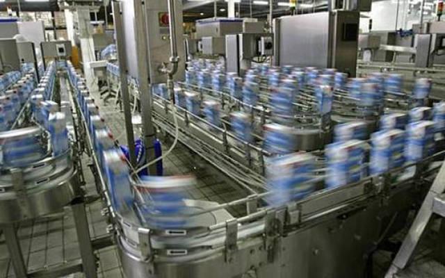 عمليات الإنتاج بقطاع الصناعات الغذائية