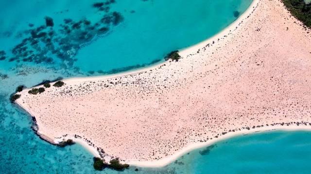 صورة لمشروع البحر الأحمر- من موقع الشركة