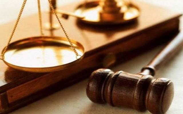 النظر في دعوى قضائية