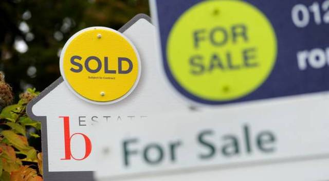 London house prices extend decline in June