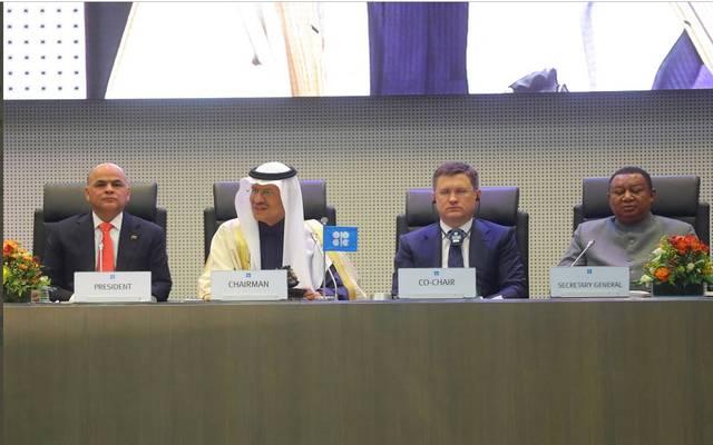 """وزير الطاقة السعودي يترأس اجتماع دول منظمة """"أوبك"""" والدول المنتجة من خارجها """"أوبك+"""""""