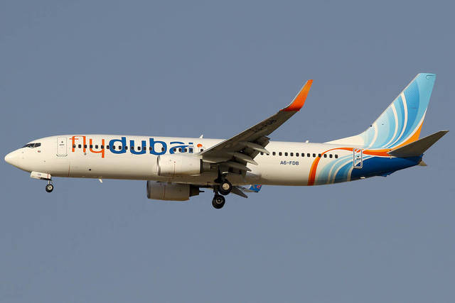 طلبات الطائرات لفلاي  دبي مستمرة لـ 12عاماً