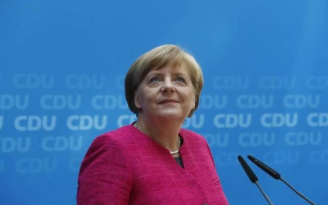 ميركل تدعو لمزيد من الإصلاحات الاقتصادية بمنطقة اليورو