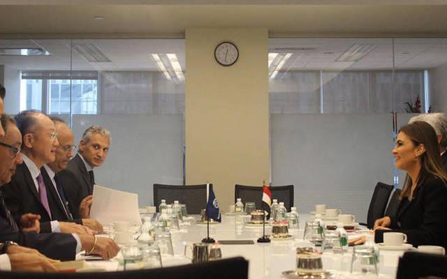مصر تتفاوض للحصول على الشريحة الثالثة من قرض البنك الدولي