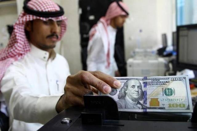 أحد موظفي البنوك بالسعودية، الصورة أرشيفية