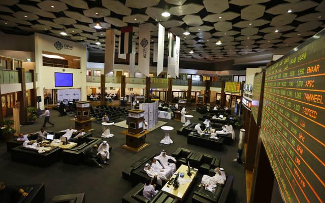 بورصة دبي تراوح مكانها وسط أجواء ترقب وحذر
