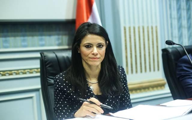 وزيرة التعاون الدولي المصرية رانيا المشاط