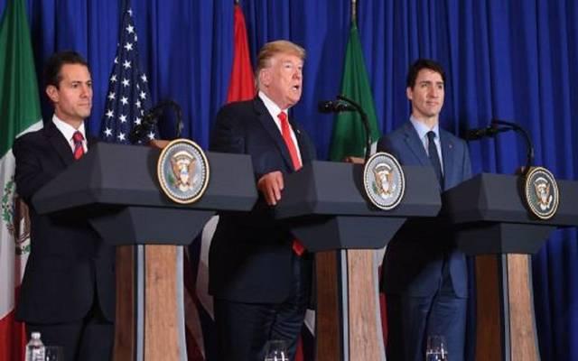 مجلس الشيوخ الأمريكي يوافق على صفقة التجارة لأمريكا الشمالية
