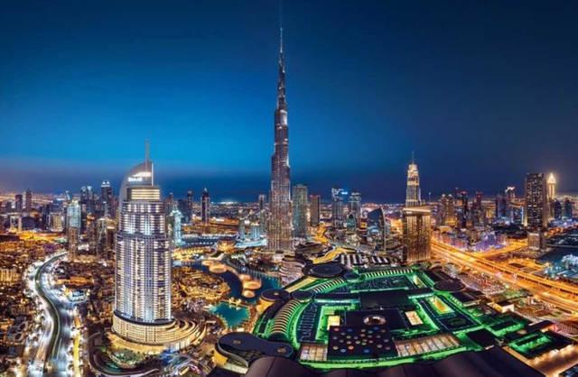 إمارة دبي التي سيقام عليها معرض سوق السفر العربي