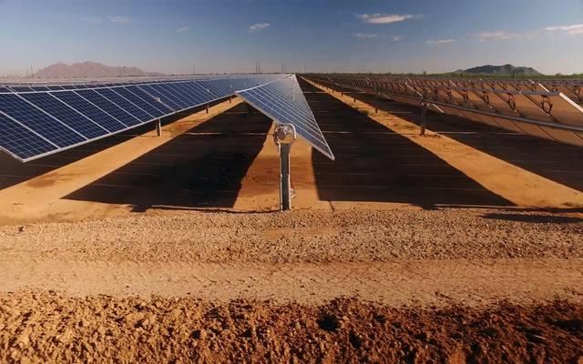 صورة تعبيرية عن توليد الطاقة الشمسية