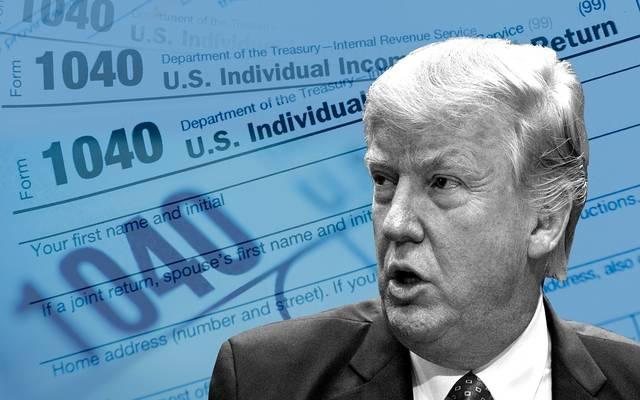"""ترامب: الاقتصاد الأمريكي قوي رغم خطوات الفيدرالي """"المدمرة"""""""