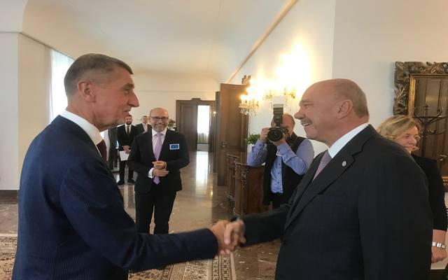رئيس مجلس الأعيان الأردني يطلب مساعدة الاتحاد الأوروبي