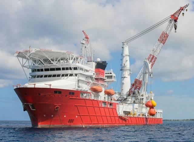 صورة للسفينة دلما 2000