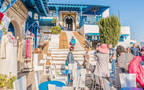 سياح في تونس
