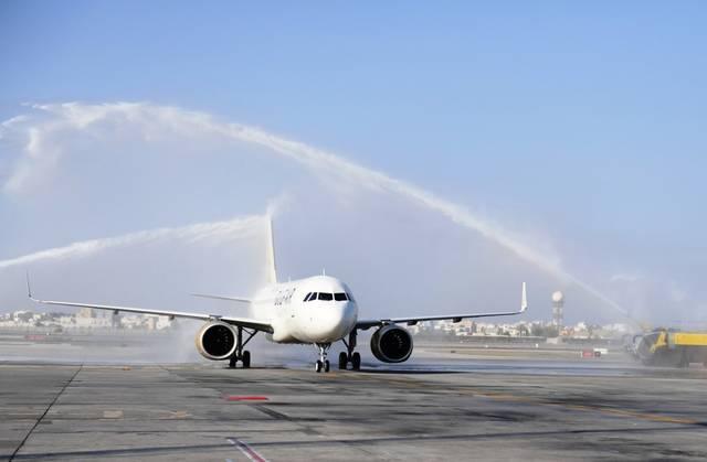 لدى طيران الخليج شبكة وجهات قوية في المنطقة مع رحلات يومية متعددة إلى 10 مدن إقليمية