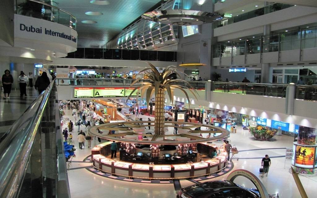"""إيرادات """"حرة مطار دبي"""" ترتفع 8.3% خلال النصف الأول من 2021"""