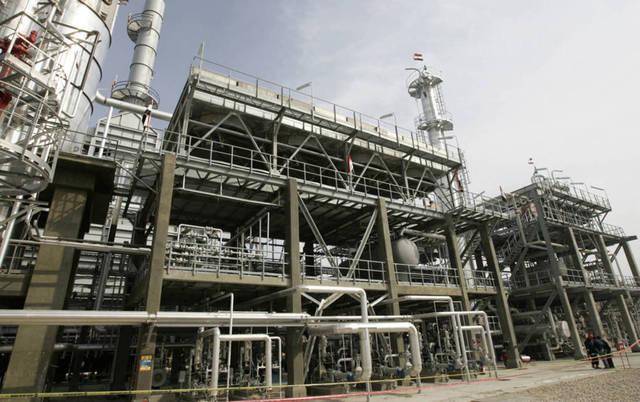 مصنع لإنتاج البتروكيماويات