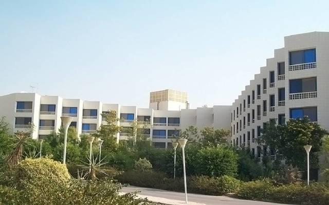 أحد مشروعات الجيزة للمقاولات بمدينة الشيخ زايد