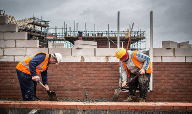 UK construction activity growth hits all-time high in November