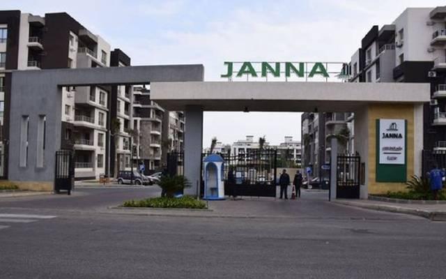 """جارٍ تنفيذ 5928 وحدة سكنية  بالمرحلتين الثانية والثالثة بمشروع """" JANNA"""" بمدينة الشيخ زايد"""
