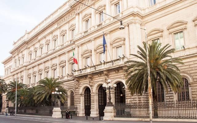 المركزي الإيطالي يخفض تقديرات النمو الاقتصادي