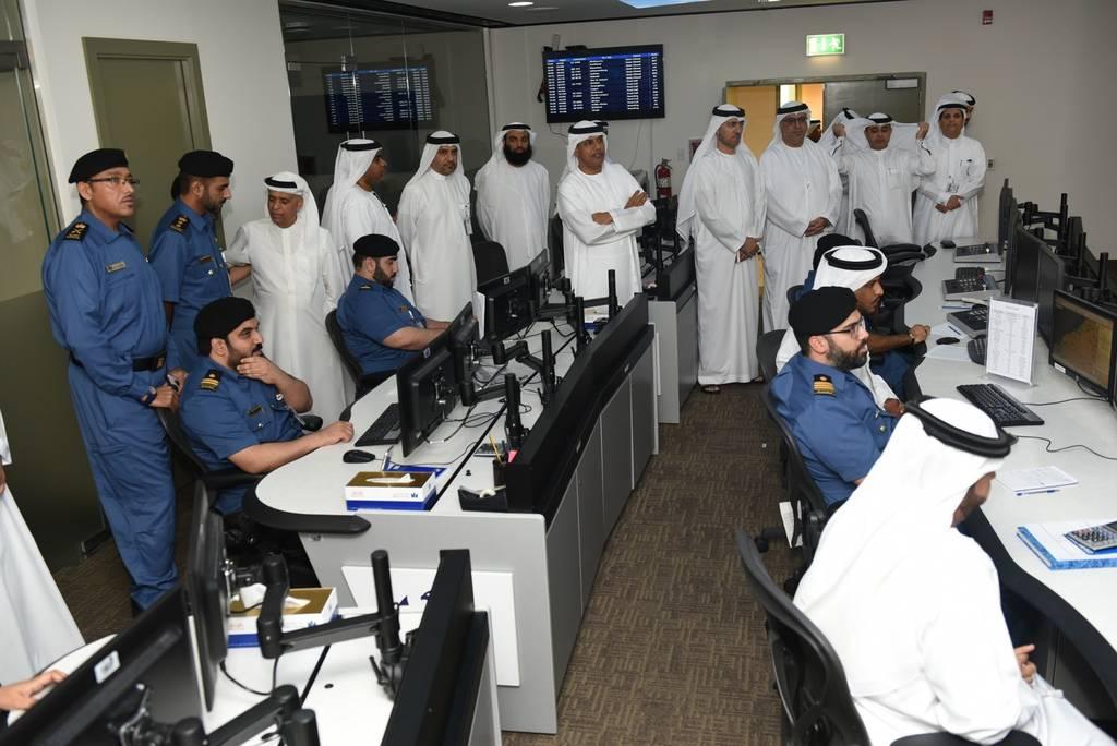 311 مليار درهم قيمة تجارة دبي المنقولة جواً