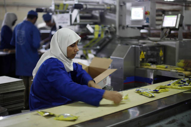 Egyptian non-oil private sector firms reported a robust volume of new business