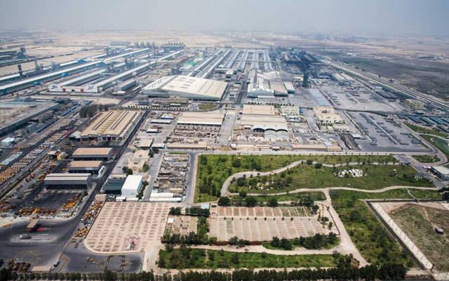 مقر شركة ألمنيوم البحرين (البا)