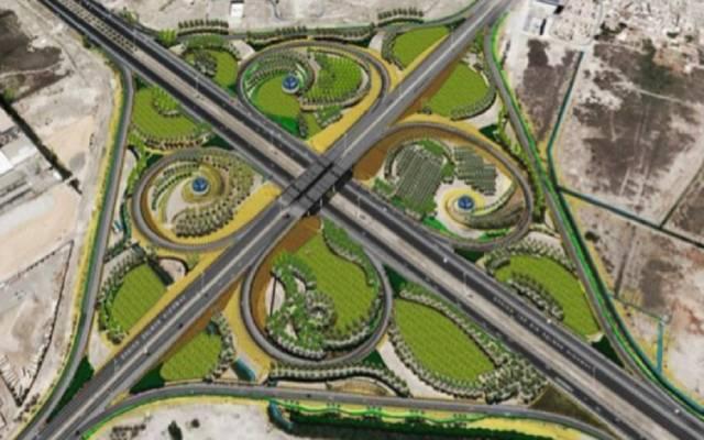 مخطط مشروع بالبحرين