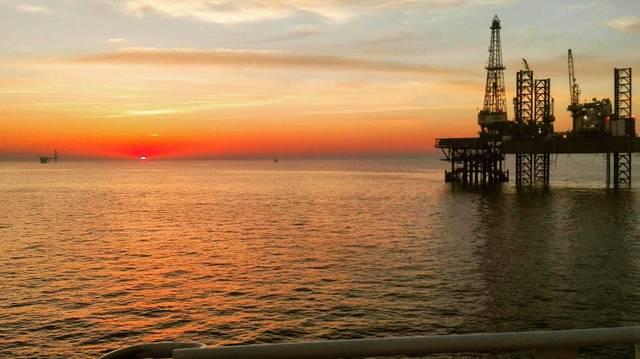 Initial output at 10,000 barrels per day